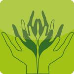 spiritualité mains